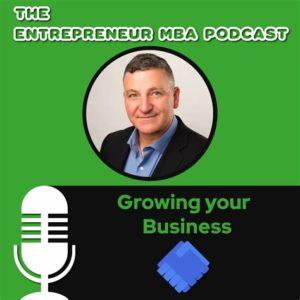 Stephen Halasnik from The Entrepreneur MBA Podcast
